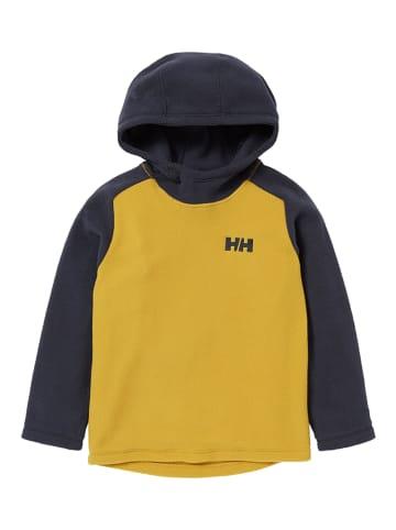 """Helly Hansen Bluza polarowa """"Daybreaker"""" w kolorze żółtym"""