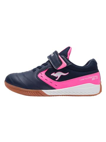 "Kangaroos Sportschoenen  ""K5-Court EV"" donkerblauw"