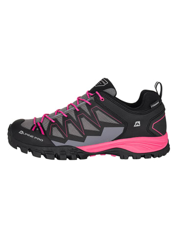 """Alpine Pro Buty turystyczne """"Lobene"""" w kolorze czarnym"""