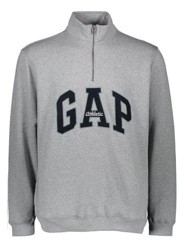 GAP Bluza w kolorze jasnoszarym
