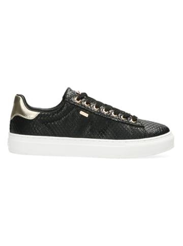"""Mexx Sneakersy """"Crista"""" w kolorze czarnym"""