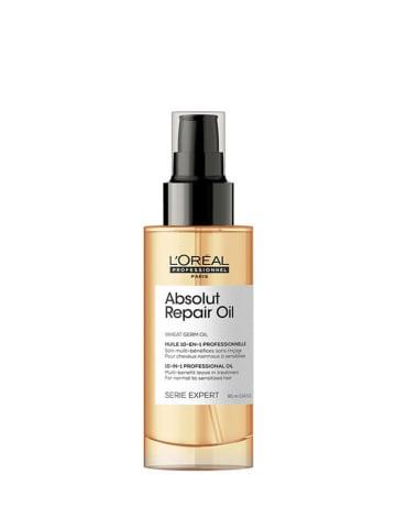 """L'Oréal Professionnel Olejek do włosów normalnych i zniszczonych """"Absolut Repair Oil"""" - 90 ml"""