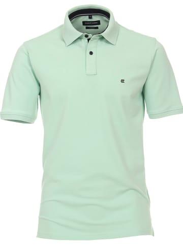 CASAMODA Poloshirt mintgroen