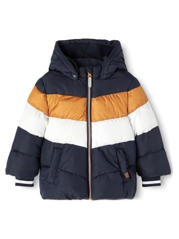 "Name it Winterjas ""May"" donkerblauw"
