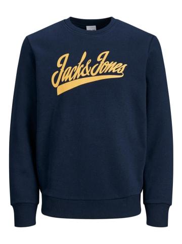 JACK & JONES Junior Bluza w kolorze granatowym