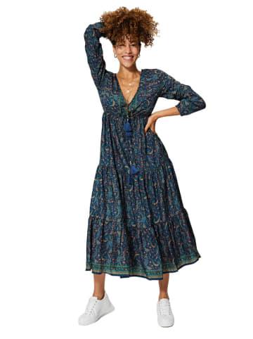 Aller Simplement Sukienka w kolorze niebieskim