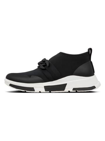Fitflop Sneakers in Schwarz