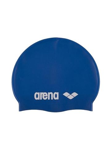 """Arena Czepek """"Classic"""" w kolorze niebieskim"""