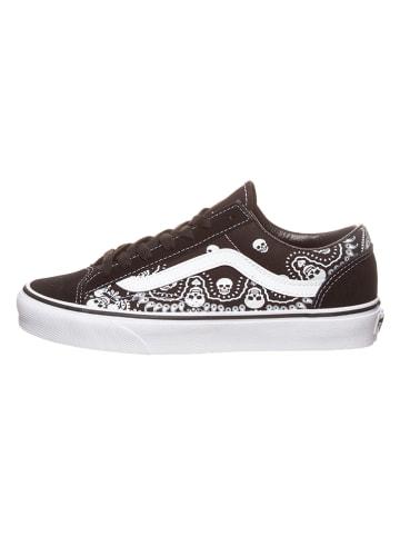 """Vans Sneakers """"Style 36"""" zwart/wit"""