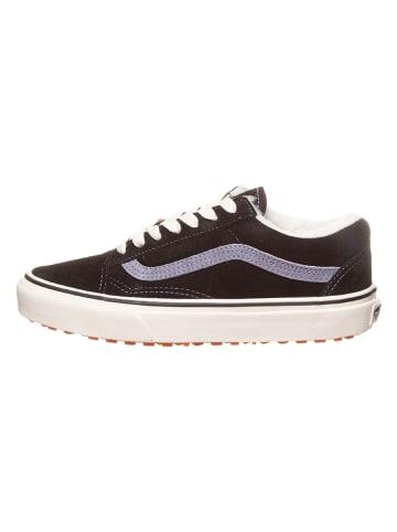 """Vans Leder-Sneakers """"Old Skool MTE"""" in Schwarz"""