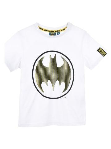 "Batman Shirt ""Batman"" in Weiß"