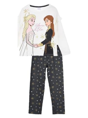"""Disney Frozen Pyjama """"Frozen"""" wit/zwart"""