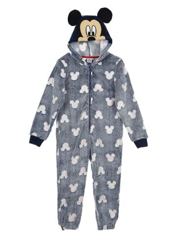 "Disney Mickey Mouse Kombinezon ""Mickey Mouse"" w kolorze szarym"