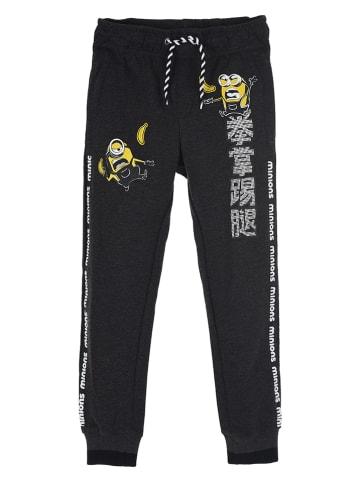 """Minions Spodnie dresowe """"Minions"""" w kolorze czarnym"""