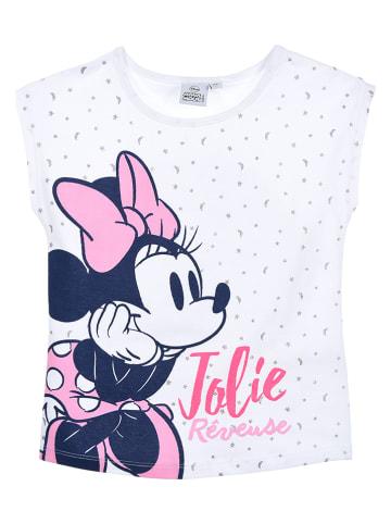 """Disney Minnie Mouse Piżama """"Minnie Mouse"""" w kolorze czarno-białym"""