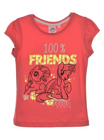 """My Little Pony Koszulka """"My Little Pony"""" w kolorze koralowym"""
