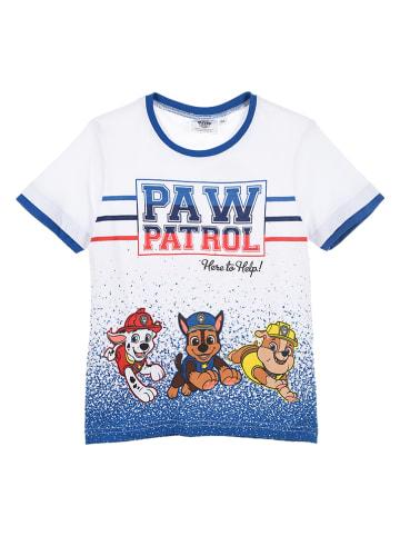 """Paw Patrol 2-częściowy zestaw """"Paw Patrol"""" w kolorze niebiesko-białym"""