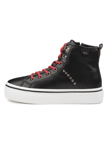 "Fritzi aus Preußen Sneakers ""Erma"" zwart"