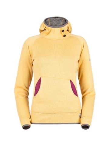 MILO Bluza w kolorze żółto-różowym