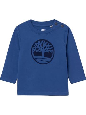 Timberland Koszulka w kolorze niebieskim