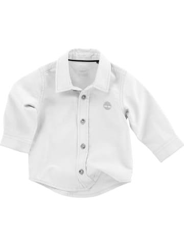 Timberland Koszula w kolorze białym