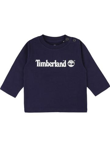 Timberland Koszulka w kolorze granatowym