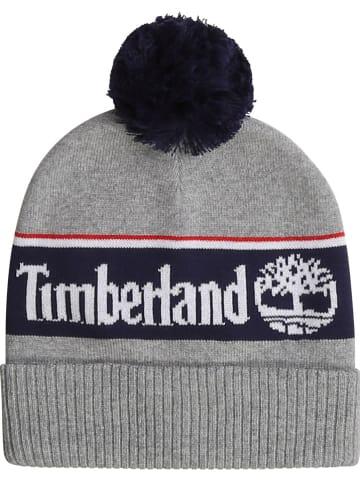 Timberland Czapka w kolorze szarym