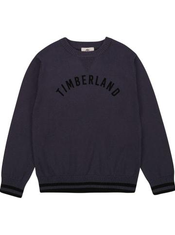 Timberland Sweter w kolorze antracytowym