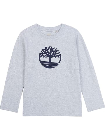 Timberland Koszulka w kolorze szarym