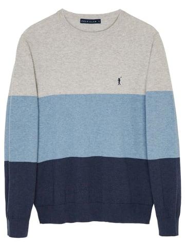 Polo Club Bluza w kolorze niebieskim