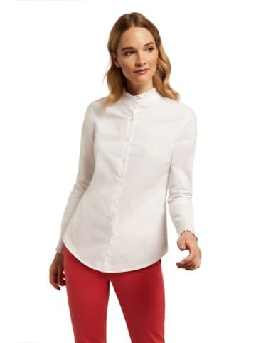 Polo Club Bluzka - Slim fit - w kolorze białym