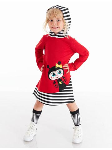 """Deno Kids Sukienka """"Ladybug"""" w kolorze czerwonym"""