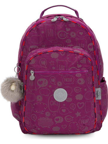 "Kipling Rucksack ""Seoul"" in Pink - (B)35 x (H)44 x (T)21 cm"