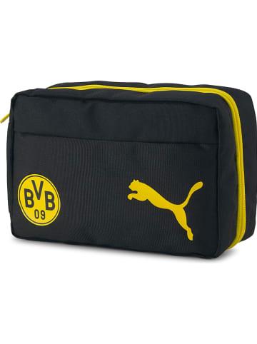 """Puma Kulturbeutel """"BVB"""" in Schwarz"""