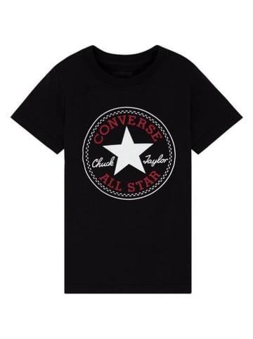 Converse Koszulka w kolorze czarnym
