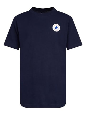 Converse Shirt donkerblauw
