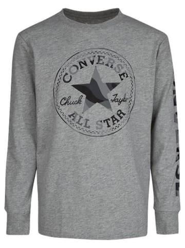 Converse Koszulka w kolorze szarym