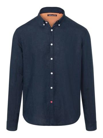 Timezone Koszula - Regular fit - w kolorze granatowym