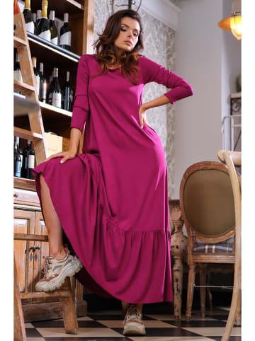 Awama Sukienka w kolorze fuksji