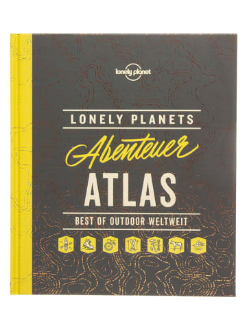 """Lonely planet Bildband """"Lonely Planets - Abenteuer-Atlas"""""""