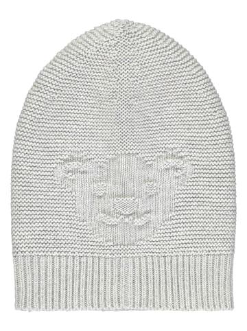 Steiff Mütze in Grau