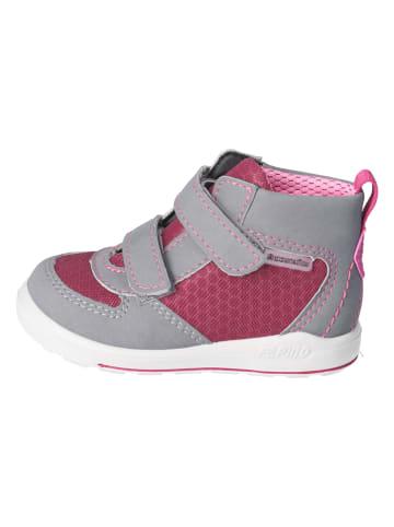 "PEPINO Sneakers ""Rory"" in Grau/ Fuchsia"