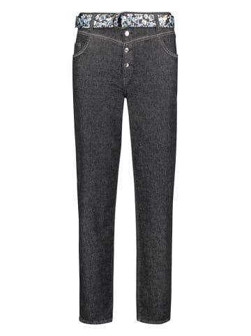 BETTY & CO Jeans in Schwarz