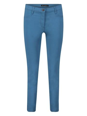 Betty Barclay Spodnie w kolorze niebieskim