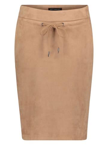 Betty Barclay Spódnica w kolorze jasnobrązowym