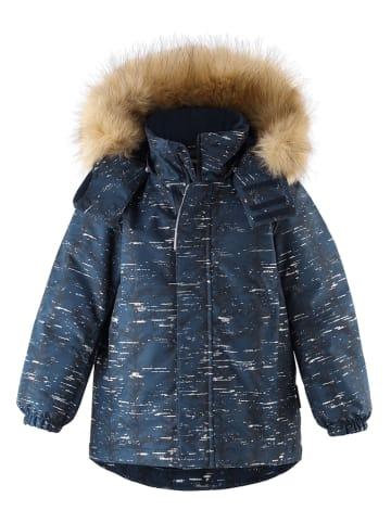 Reima Winterjas donkerblauw
