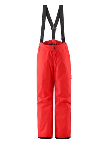 """Reima Spodnie narciarskie """"Proxima"""" w kolorze czerwonym"""