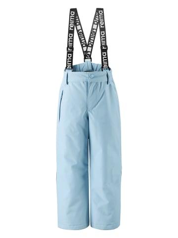 """Reima Spodnie narciarskie """"Loikka"""" w kolorze błękitnym"""