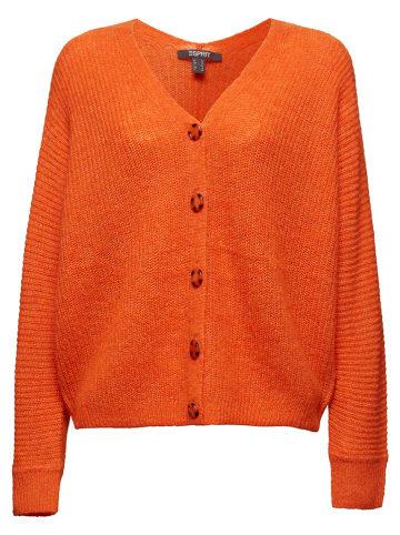 ESPRIT Cardigan in Orange