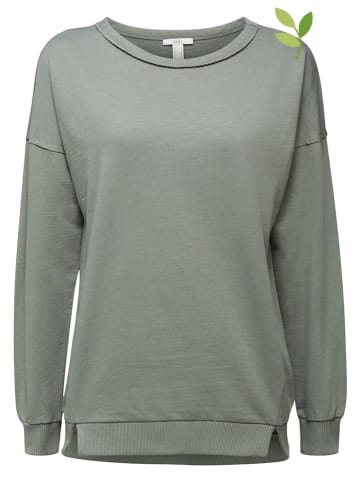 ESPRIT Bluza w kolorze khaki